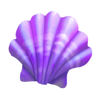 Purple Seashell Png